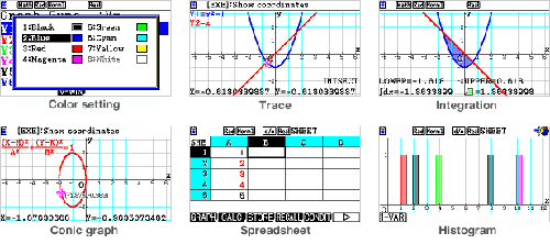 Casio fx cg20 graphic calculators calc india 7 color for many applications ccuart Choice Image